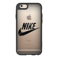 iPhone 6 Plus/6/5/5s/5c Case - NIKE - BLACK MARBLE (€36) ❤ liked on Polyvore featuring accessories, tech accessories, iphone case, iphone cases, iphone hard case, apple iphone cases and iphone cover case