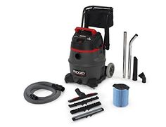 Ridgid 50368 HEPA Certified WetDry Vacuum 14 gallon Red * See this great product. This is Amazon affiliate link.