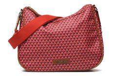 Paquetage Besace Nylon - Torebki Różowy - Sarenza.pl (187687) Nylons, Louis Vuitton Damier, Pattern, Bags, Handbags, Patterns, Model, Nylon Stockings, Bag