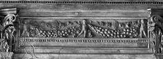 Arachne - Individual object 20951: Fries mit Kindern, die eine Girlande tragen - Rom, Musei Vaticani, Museo Pio Clementino, Gabinetto delle ...
