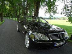 FINN – Mercedes-Benz S-Klasse, Mercedes-Benz R-Klasse, Mercedes-Benz GL, Bil