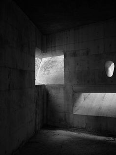 Igualada Cemetery in Barcelona, Spain by Enric Miralles and Carme Pinós, 1994.