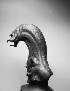 Monster/Concept Sketch Plasticine uDock