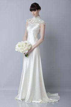 mandarin style wedding dresses