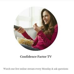 Check out the replay of Confidence Factor for #Women TV at www.theconfidencefactorforwomen.com/lead