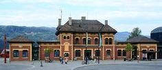 Lillehammer railway station, Norway