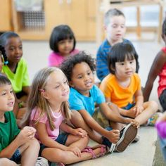 """Preschool Pointers: 7 """"Attention Getters"""" for Little Ones"""
