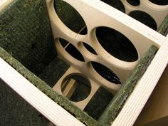 QUATTRO-mkII Diy Speakers, Speaker Design, Crossover, Audio, Projects, Circuits, Audio Crossover, Log Projects, Blue Prints