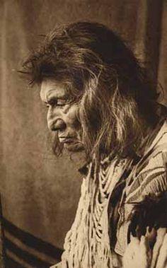 `Chief Tin-Tin-Meet-Sa` Photogravure by Joseph K. Dixon, 1913