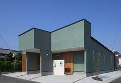 建築家:山崎直樹「轟木町の家」