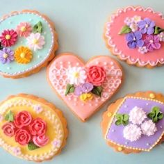 Just pretty cookies