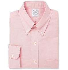 Brooks Brothers Button-Down Collar Cotton Oxford Shirt | MR PORTER