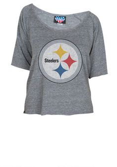 Pittsburgh Steelers - View All Graphic Tees - Tops - Clothing - Alloy Apparel