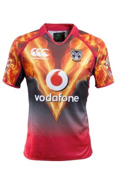 Inferno jersey canterbury