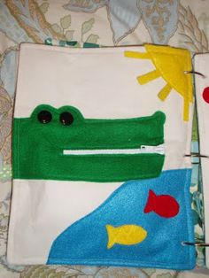 The Kearl Family Blog: Obsessed with Quiet Books <-- she has such cute ideas!