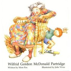 Wilfrid Gordon McDonald Partridge by Mem Fox. Wilfrid Gordon McDonald Partridge by Mem Fox. A great book for introducing writer's notebook or writing workshop. Check out the lesson ideas on the linked page. Recount Writing, Writing Mentor Texts, Personal Narrative Writing, Writing Lessons, Writing Ideas, Writing Lab, Memoir Writing, Writing Boards, Personal Narratives