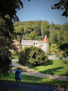 #Kurbad Luhacovice, Spa & #Wellness in #Kurort #Tschechien   Travelcontinent