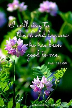 Psalm 13 reminds us that God is always good. He's faithful to love us, rescue us, and answer every prayer. Be Good To Me, God Is Good, Praise The Lords, Praise And Worship, Bible Verses Quotes, Bible Scriptures, Salvation Scriptures, Scripture Images, Scripture Memorization