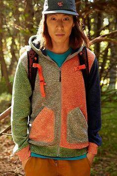 Columbia Slot Canyon Hooded Jacket