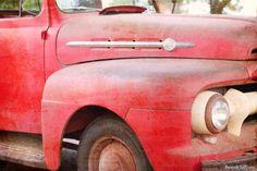 love!~little red truck