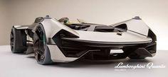 Lamborghini Quanta Concept by Bruno Gallardo Electric Car Concept, Automobile, Lamborghini Concept, Machine Design, Small Cars, Future Car, Alloy Wheel, Hot Cars, Concept Cars