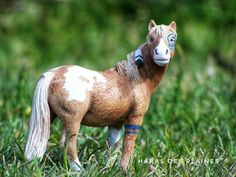 Schleich Horses Stable, Horse Stables, Breyer Horses, Baby Cows, Baby Ducks, Horse Love, Horse Girl, Cute Animal Memes, Cute Animals