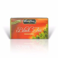 Mondaisa Organic Black Tea, 40 Tea Bags, from Costa Rica. -- You can get additional details at the image link. (This is an affiliate link and I receive a commission for the sales)