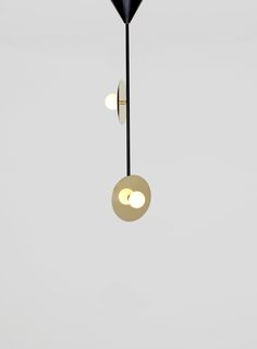 Disc Sphere Pendant by Atelier Areti //Available at Camerich Los Angeles//