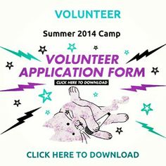 volunteer applications are now online! visit our website girlsrockmontreal.com to download a form or for more information!