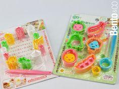 Bento | The Bento Shop - Food Cutters Set $4.80