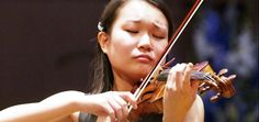 18 year old VC 'Young Artist' Ayana Tsuji has been awarded 1st prize at the 2016 Montreal International Violin Competition.