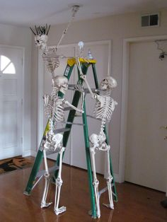 Skeleton fun