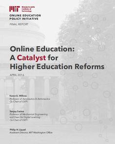 WEB PARA EDUCADORES: Recomendações do MIT para a Educação Online no Ensino Superior