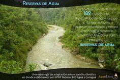 En Mx #ReservasDeAgua garantizan #ServiciosAmbientales y oferta sostenible de agua, disminuyendo riesgos #DMMA2015