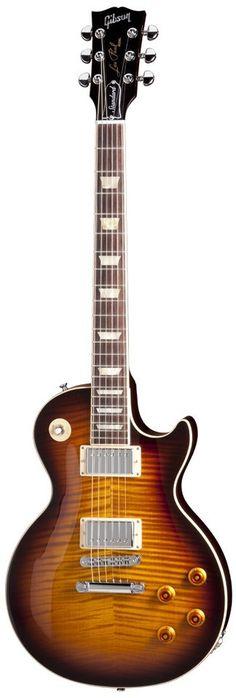 Gibson Les Paul Standard 2013 Desert Burst #gibson #guitar