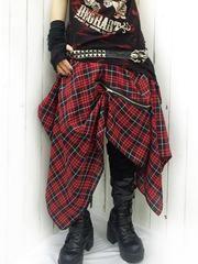 2-Way Tunic Skirt / See more at http://www.cdjapan.co.jp/apparel/new_arrival.html?brand=DRT #harajuku #Japan punk