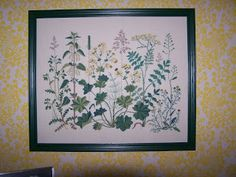 One Stitch Closer to Nirvana: My Godmother's Danish Cross-Stitch and American Quilts Collections (and TUSAL Update....)