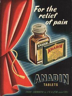 1940s advertising anacin