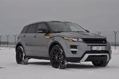 "#RangeRoverEvoque Special Edition Ter Steene : ""Breitling by A.Hulpiau"""