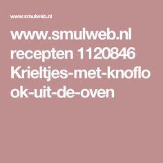 www.smulweb.nl recepten 1120846 Krieltjes-met-knoflook-uit-de-oven