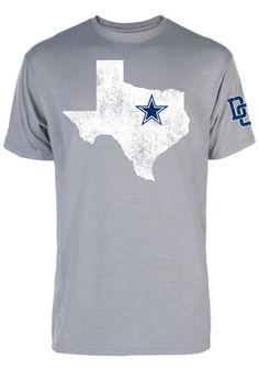 Dallas Cowboys Mens Fashion T-Shirt - Grey Texas Star Slub Short Sleeve Fashion Tee http://www.rallyhouse.com/shop/dallas-cowboys-dallas-cowboys-tshirt-mens-grey-texas-star-slub-knit-tee-4102266?utm_source=pinterest&utm_medium=social&utm_campaign=Pinterest-DallasCowboys $34.99