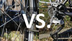 Rohloff Speedhub & Shimano XT: ein Vergleich aus der Praxis