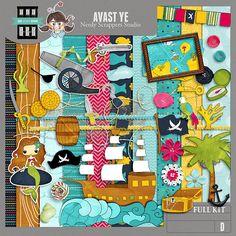 Avast Ye {Kit}