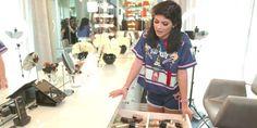 "Kylie Jenner Shows Off Her ""Glam Room""  - HarpersBAZAAR.com"
