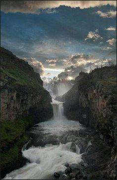 #whiteriverfalls