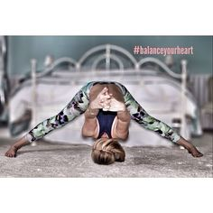 #BalanceYourHeart Day 2- Feb. 2nd Post your pics on Instagram & remember to tag all Hosts and Sponsors. Can't wait to see your beautiful expression of this pose! Good Luck!