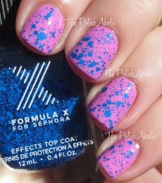 The PolishAholic: Saturday Spam: Formula X
