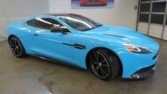 Aston Martin Vanquish COUPE8