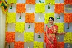 Ideas for wedding backdrop flowers bridal parties Marriage Decoration, Wedding Stage Decorations, Backdrop Decorations, Diwali Decorations, Festival Decorations, Flower Decorations, Backdrops, Backdrop Ideas, Balloon Decorations