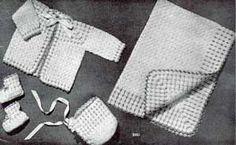 Crochet Charmers Set, 6 months | Crochet Patterns